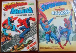 Super Homem contra Homem Aranha | O Encontro do Século |