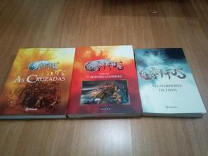 Trilogia Angus - O 1º Guerreiro, O Guerreiro de Deus, As