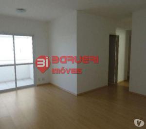 Apartamento para locação em Barueri Cond Akauan 1.800,00