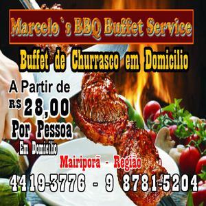 Buffet de Churrasco em Domicilio em Mairipora e regiao