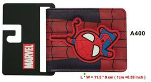 Carteira Original Homem Aranha Spider Man Importada