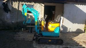 Compro mini escavadeira
