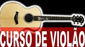 Curso de Violão para Iniciantes - Strong Finger - Online