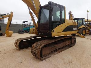 Escavadeira Caterpillar 320C 2005