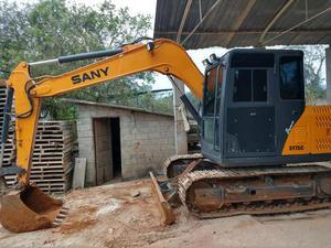 Escavadeira Sany 75