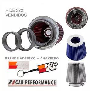 Filtro De Ar Esportivo K&n Kn Rg1001 Duplo Fluxo Conico Rd