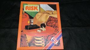 Jogo antigo risk grow - anos 70