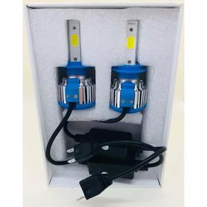 Kit Super Led Lampada H7 6000k Super Branca Efeito Xenon