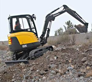 Locação de equipamentos compactos