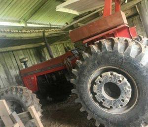 MF trator 299 4x2. 2010