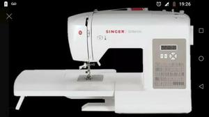 Maquina de costura Singer Brilliance 6180