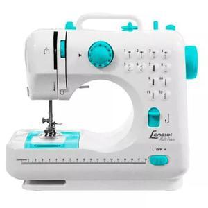 Máquina De Costura Portátil Lenoxx Multipoints Psm101
