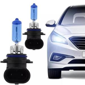 Par Lampada Para Carro Super Branca Hb4 4200k Efeito Xenon