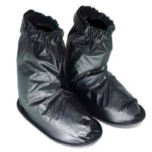 Polaina galocha bota capa chuva pvc motociclista resistente 6bc584a57c