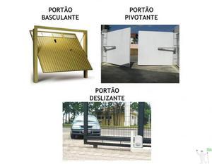 Portões eletrônicos Web, especializada na venda de motores
