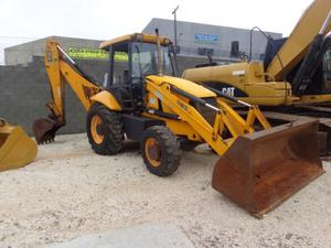 Retroescavadeira JCB 3C Plus 2009
