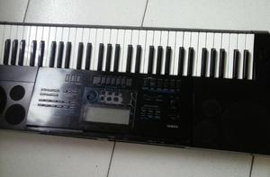 Teclado arranjador Casio CTK6200, aceito outro teclado