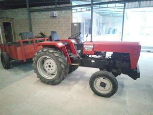 Trator Agrale 4200, com Carreta