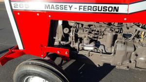 Trator Massey Ferguson 265 ano 1988