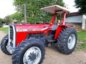 Trator Massey Ferguson 275 ano 1990