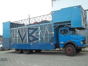 Trio Eletrico caminhão Truck