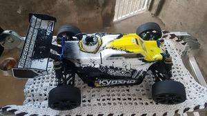 Automodelo kyosho Inferno Neo 2.0 tipo 3 Nitro Motor Ke 21 R