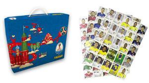 Box Premium Album da Copa do Mundo  e Kit Atualização