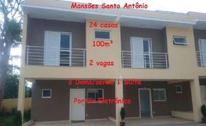 Casa de Condomínio com 3 Quartos à Venda, 102 m² por R$