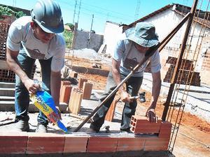 Cola de colar tijolos e blocos goiascola