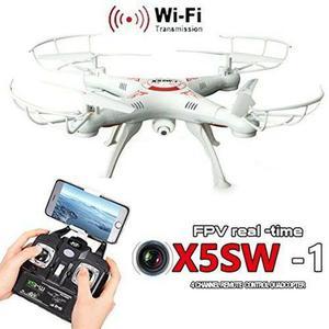 Drone Syma X5SW-1 Branco (Novo, nunca usado, com nota)