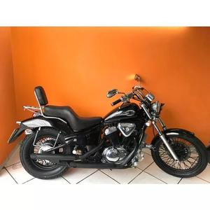 Honda Shadow 600 2000 Preta