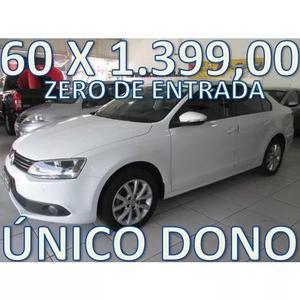 Volkswagen Jetta Flex Aut. Zero De Entrada + 60 X 1399,00