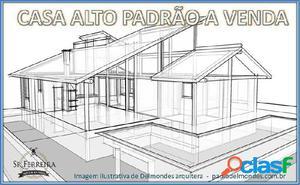CASA ALTO PADRÃO EM FRANCA-SP - Casa Alto Padrão a Venda