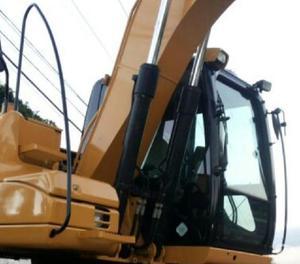Escavadeira hidraulica esteira 312D cartepillar ano 2010