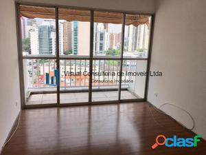 Excelente apartamento na Vila Olímpia próximo a Faria Lima