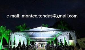 Tendas para casamento festas