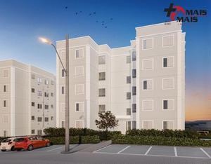 Apartamento com 2 Quartos à Venda, 44 m² por R$ 162.000