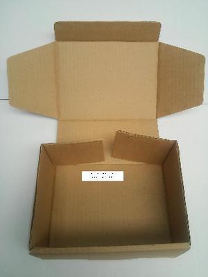 Caixa de papelão para sedex