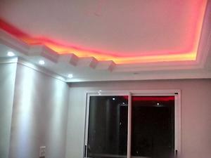 Gesso- drywall- placas 3d- sancas