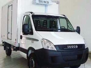 Iveco daily 55 c 17 cs 3750 com baú frigorifico