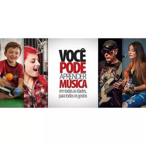 Escola De Musica Bateria Violao Canto Musicalização
