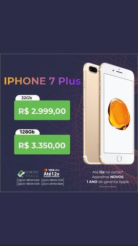 IPhone 7 Plus 32gb LACRADO PRONTA ENTREGA