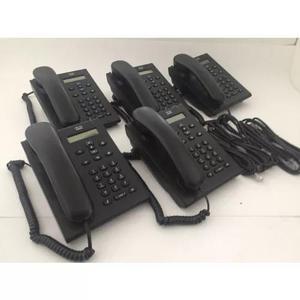 Kit Com 10 Telefones Ip Cisco Cp 3905- Asterisk, Eslastix-nf