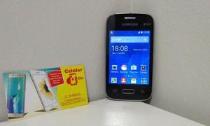 Samsung Galaxy Pocket 2 (aparelho e carregador)