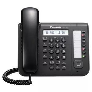 Telefone Panasonic Kx-dt521 Digital Ks - Preto Usado