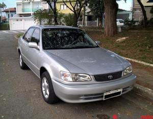 Toyota, Corolla, XEI, 1.8, ano/mod. , Gasolina