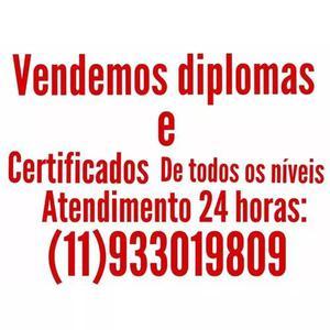 venda De Diplome E Certificade***