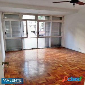 Apartamento com 2 dormitórios na Aparecida em Santos