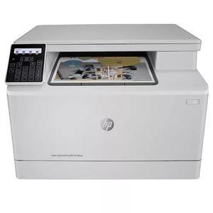 Impressora Multifuncional Hp Laser Color M180nw 110v Ou 220v