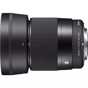 Lente Sigma 30mm F/1.4 Dc Dn Cont